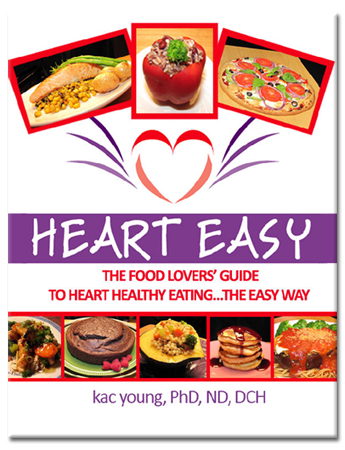 Heart easy cookbook heart easy the heart easy cookbook the food lovers guide to heart healthy eating forumfinder Gallery